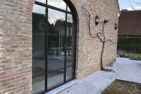 ARTE profiel stalen buitendeur